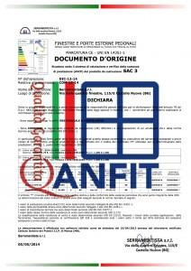 Documento dorigine